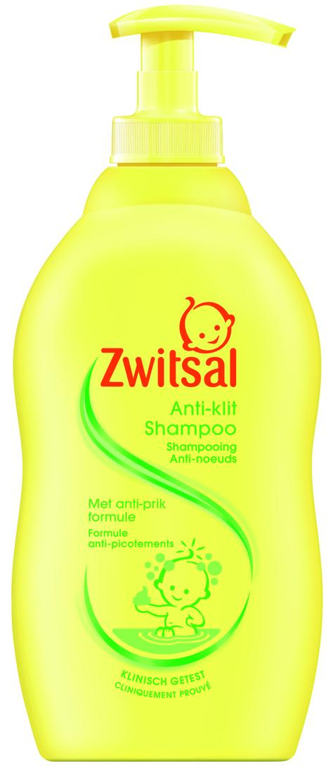Zwitsal Shampoo Pomp - Anti-Klit 400ml