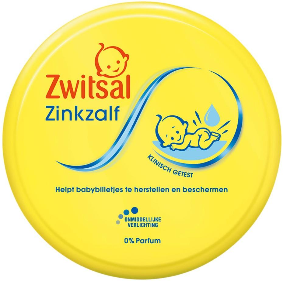 Zwitsal Zinkzalf - Pot 150 ml