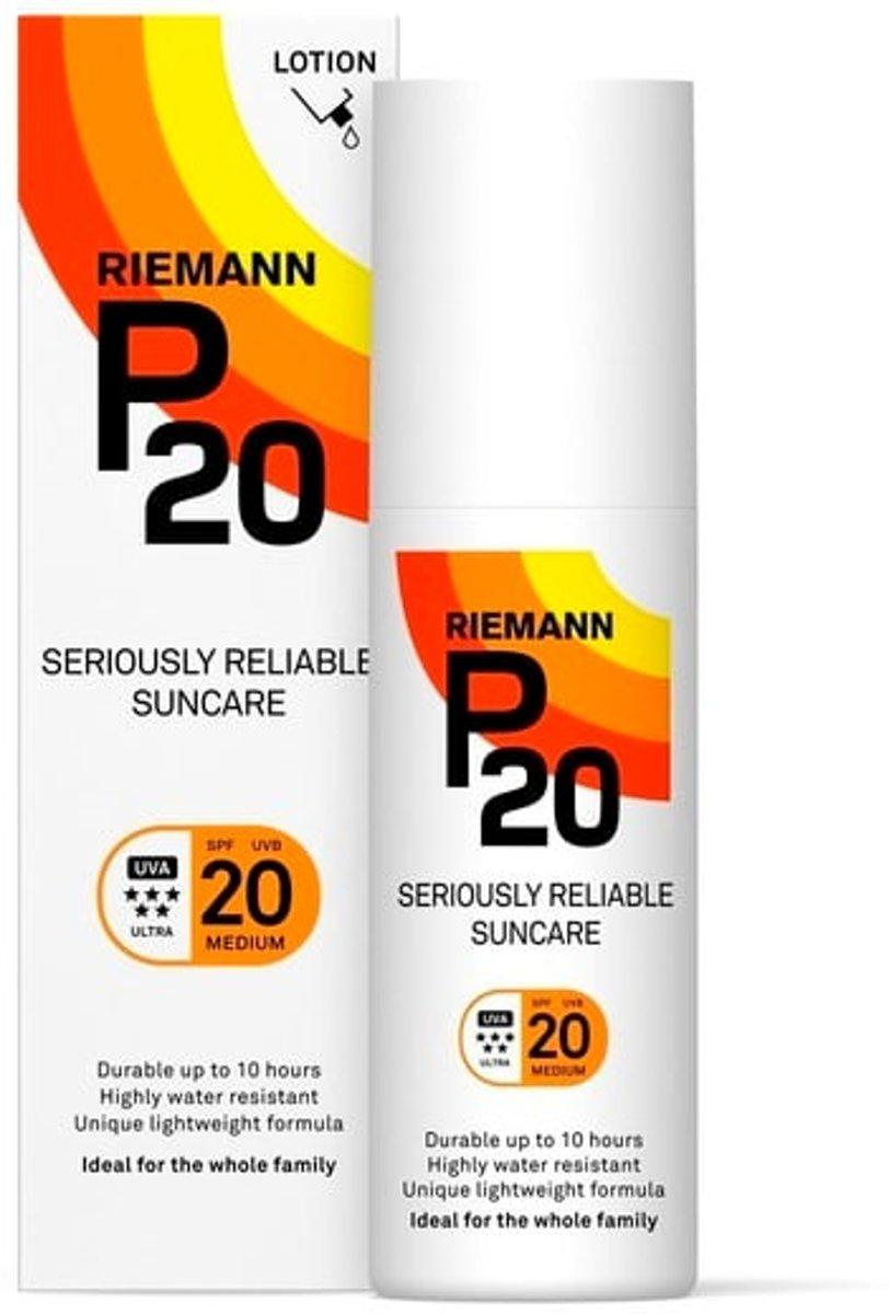 P20 Zonnebrand parfums