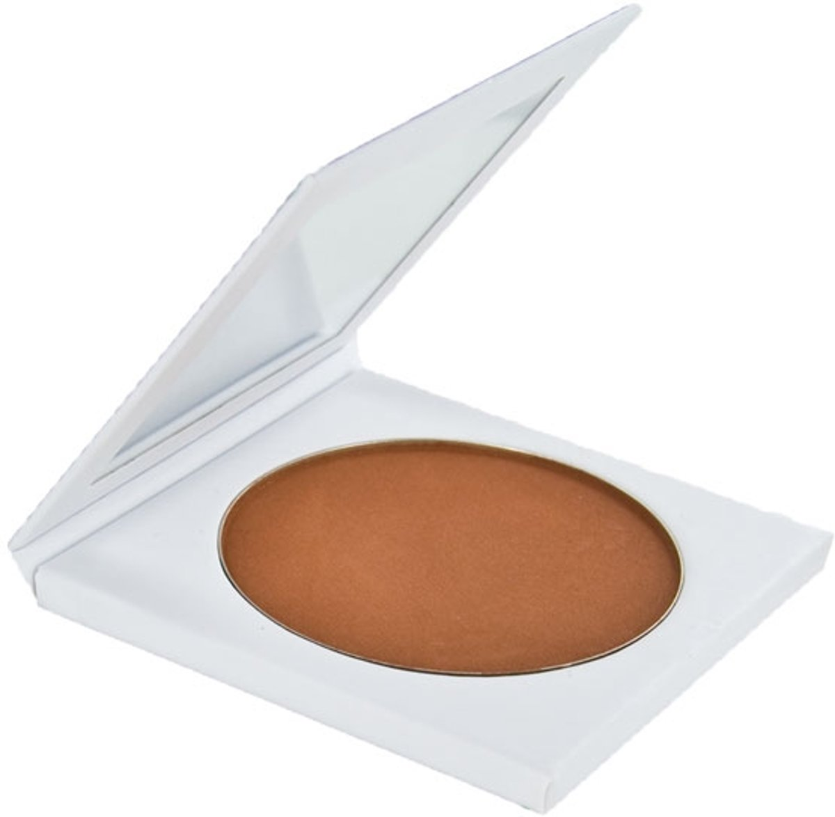 PHB Pressed foundation: cocoa