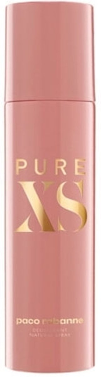 Deodorant Spray Pure Xs For Her Paco Rabanne (150 ml)
