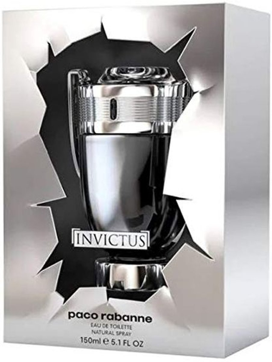 Herenparfum Invictus Paco Rabanne EDT (150 ml)