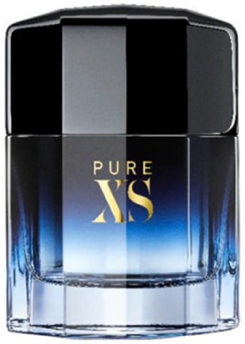 MULTI BUNDEL 2 stuks Paco Rabanne Pure XS Eau de Toilette Spray 150ml