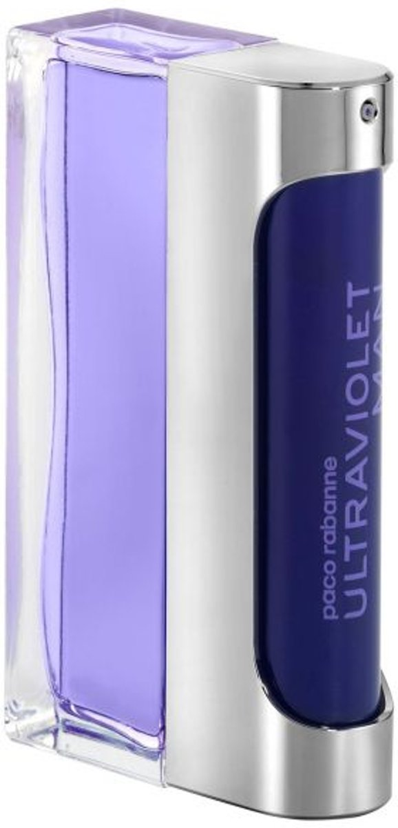 MULTI BUNDEL 2 stuks Paco Rabanne Ultraviolet Man Eau De Toilette Spray 100ml