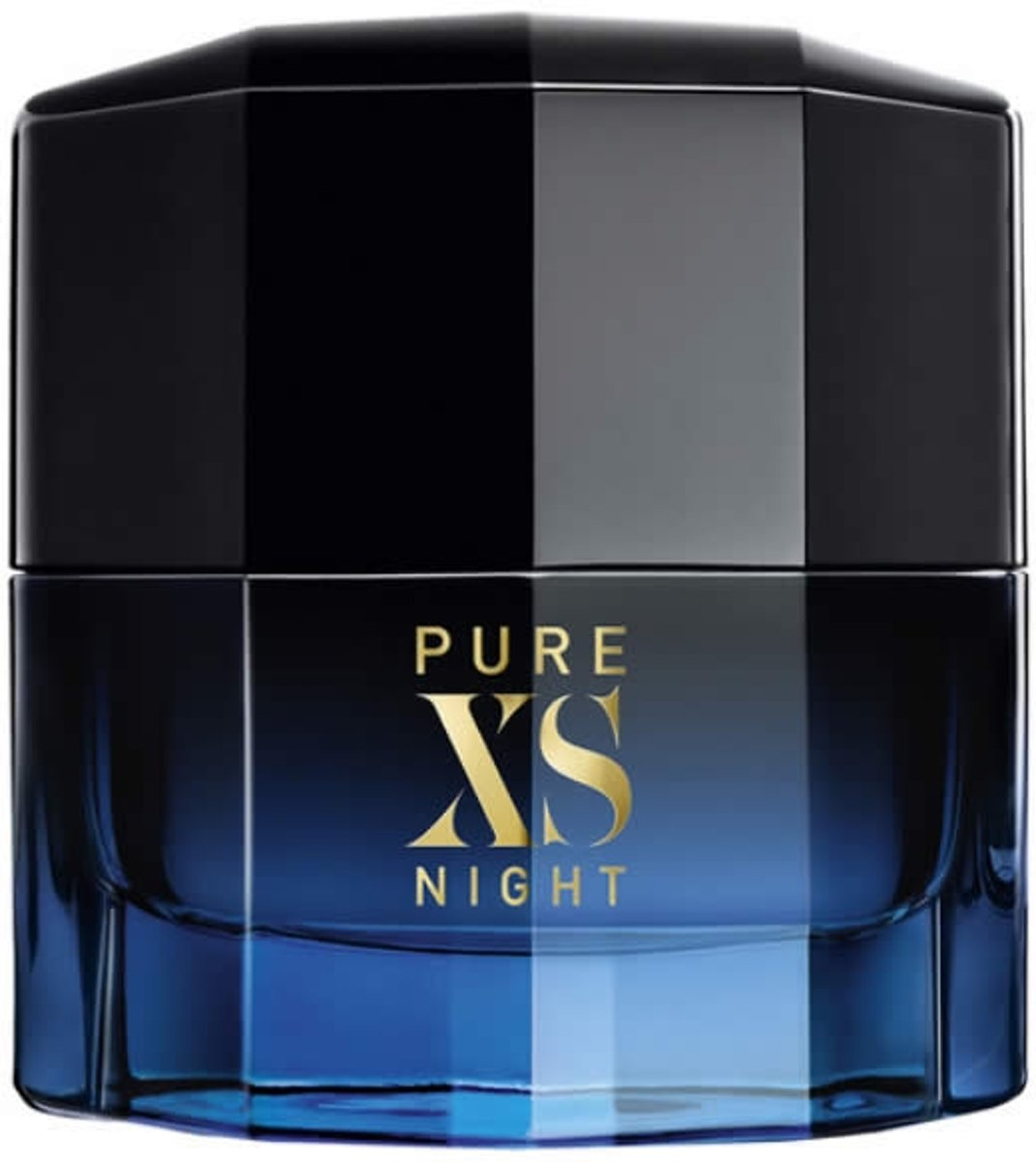 MULTI BUNDEL 3 stuks Paco Rabanne Pure Xs Night Eau De Perfume Spray 50ml