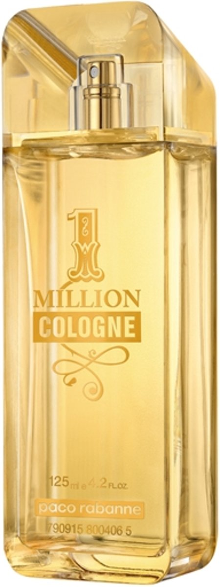 Paco Rabanne 1 Million - 125 ml - Eau de cologne