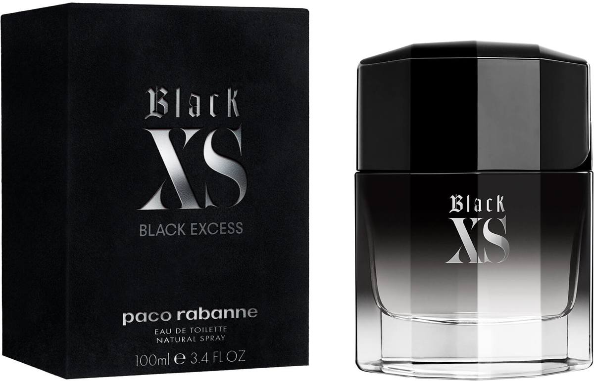 Paco Rabanne BLACK XS edt spray 100 ml