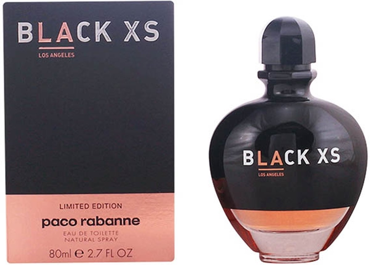 Paco Rabanne Black XS Los Angeles eau de toilette spray 80 ml