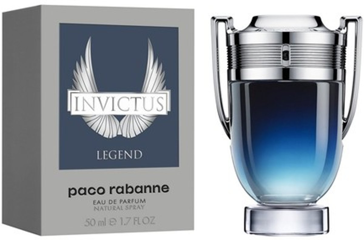 Paco Rabanne Invictus Legend Eau de parfum Spray 50ml