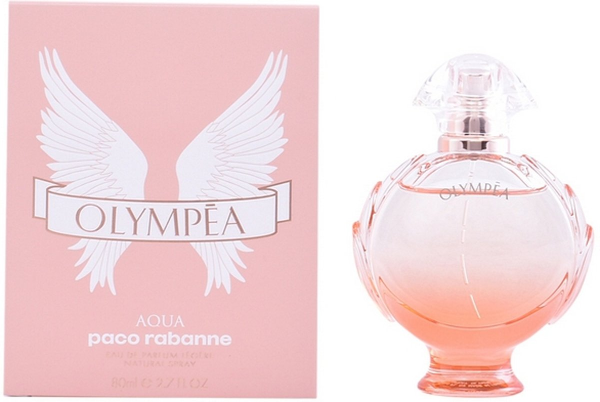 Paco Rabanne Olympea Aqua - 50 ml - Eau de parfum - for Women