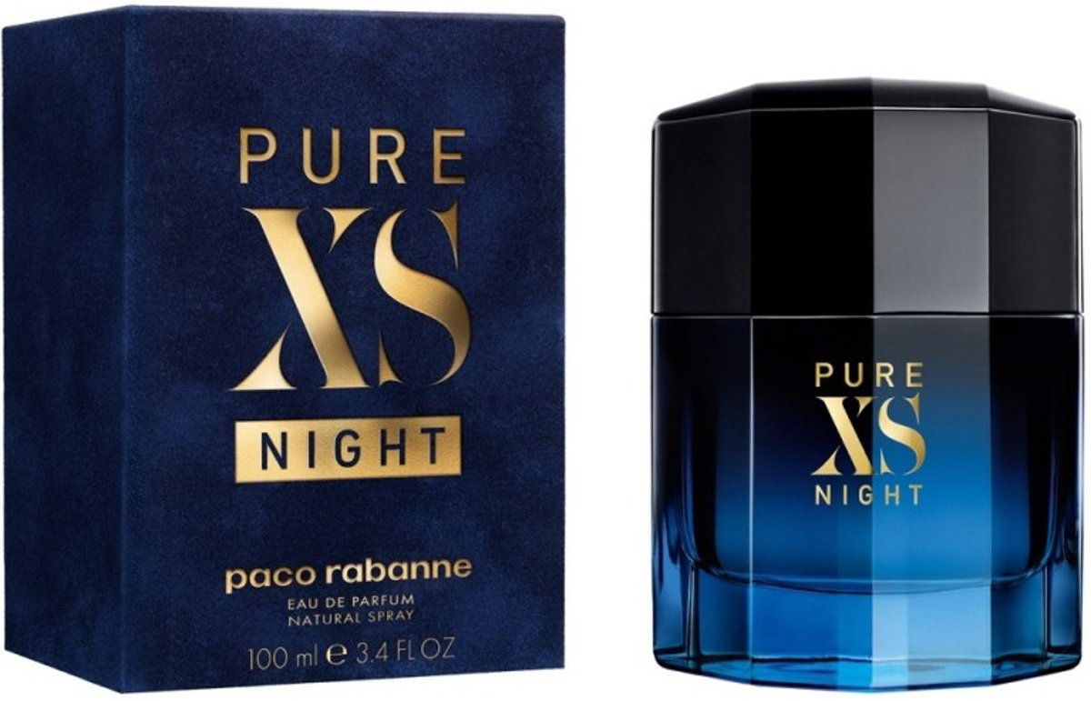 Paco Rabanne Pure XS Night Men Eau de Parfum 100 ml