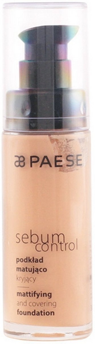 Vloeibare Foundation Make-up Paese