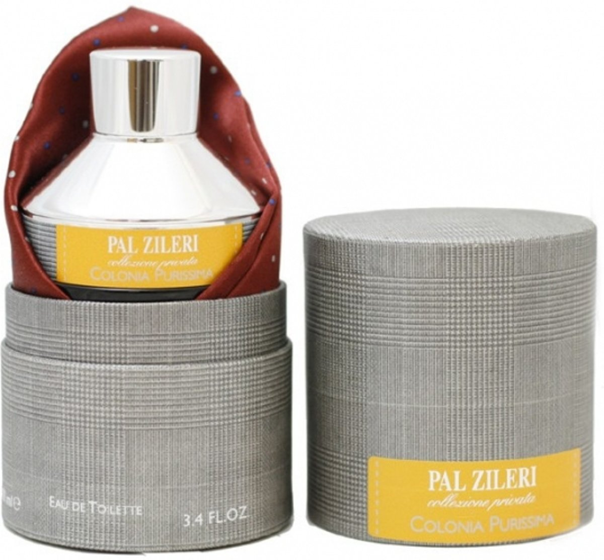 Pal Zileri Colonia Purissima Eau de Toilette Spray 50 ml