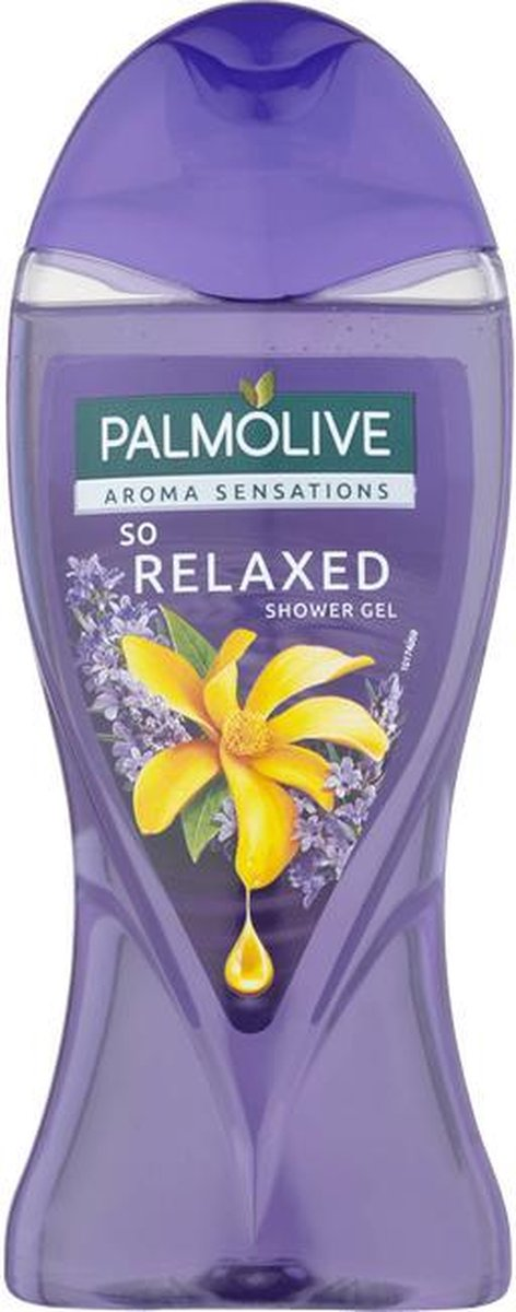 6x Palmolive Douchegel – So Relaxed