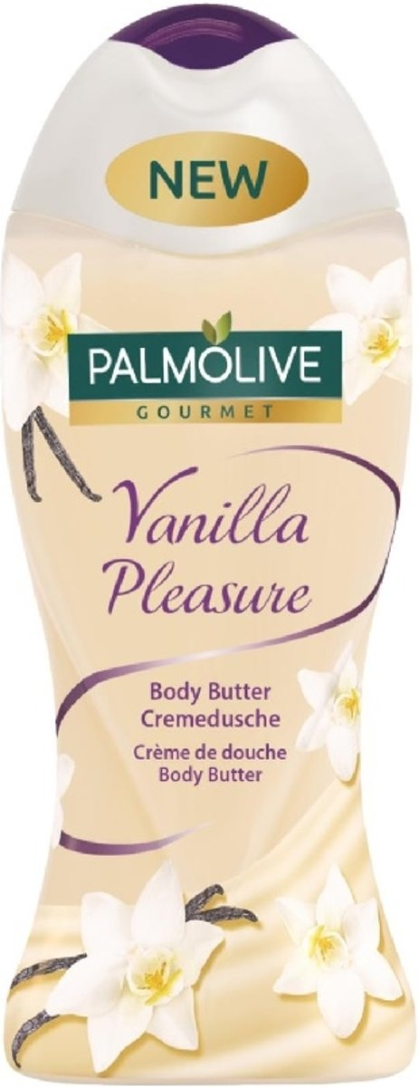 Douche Gourmet Vanilla Pleasure 250 ml - Hot Item!