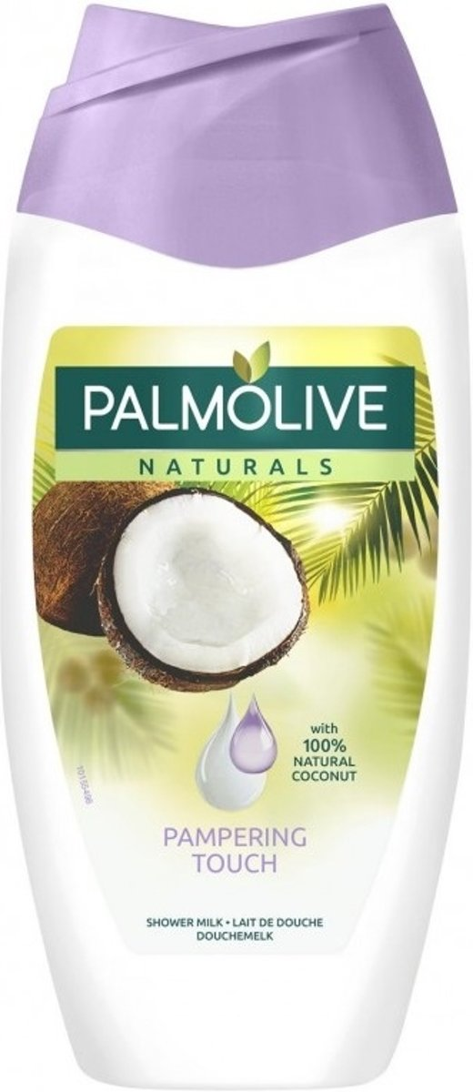 Palmolive Douchecrème - Shower Pampering Touch Cocos 250 ml
