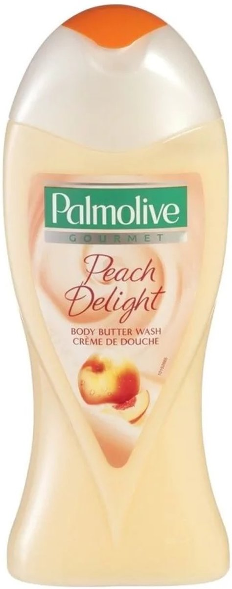Palmolive Douchegel - Peach Delight 250 ml.