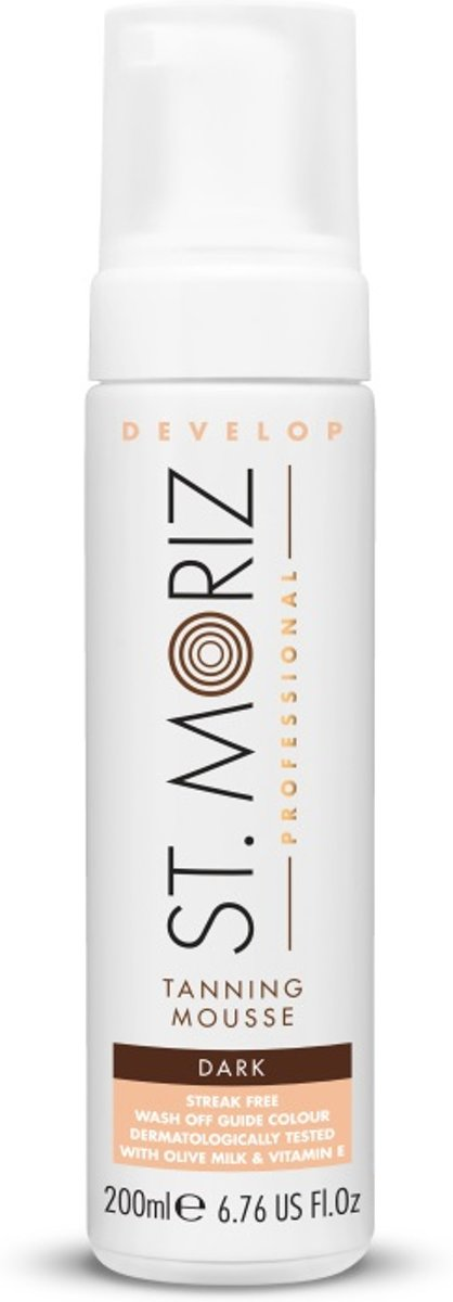 St.moriz self tan.mousse dark 200 ml