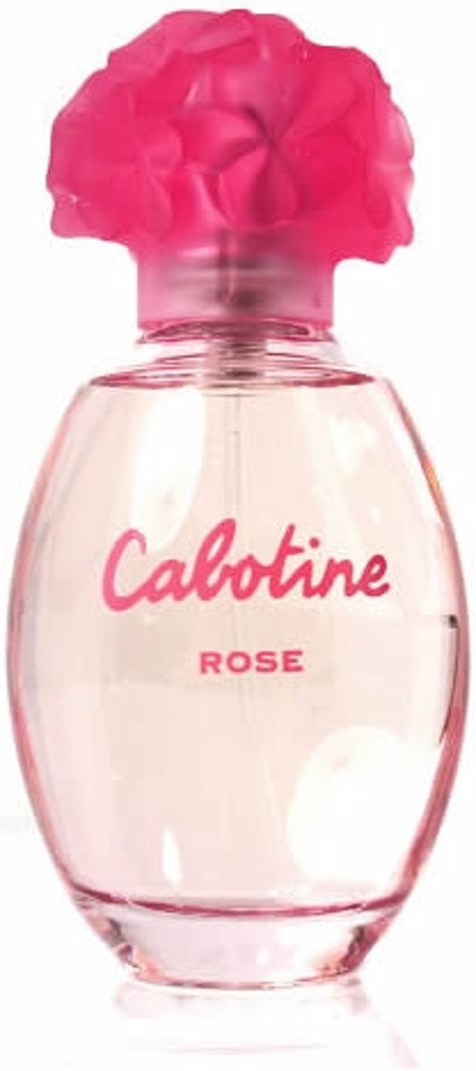 MULTI BUNDEL 3 stuks Gres Cabotine Rose Eau De Toilette Spray 100ml