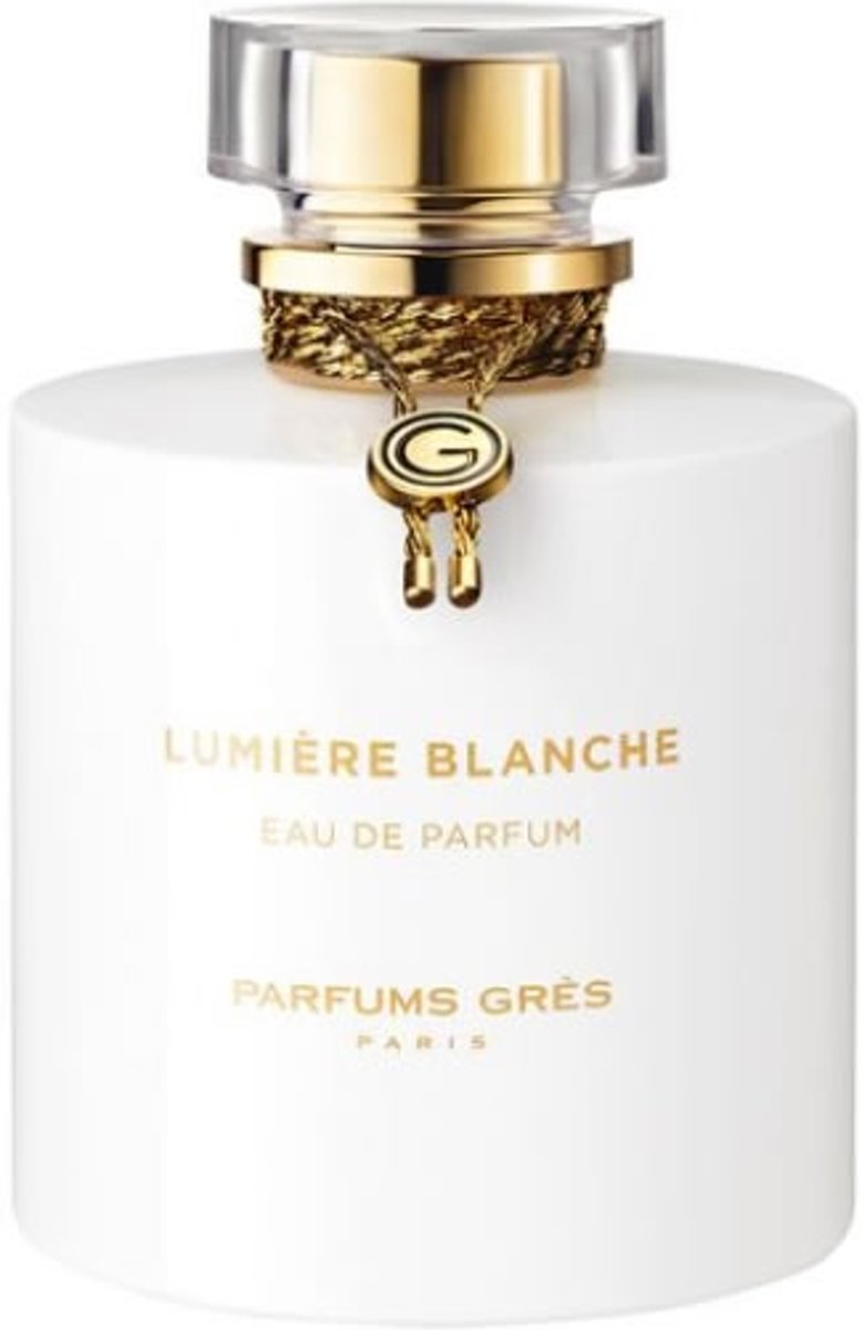 MULTI BUNDEL 3 stuks Gres Lumiere Blanche Eau De Perfume Spray 100ml