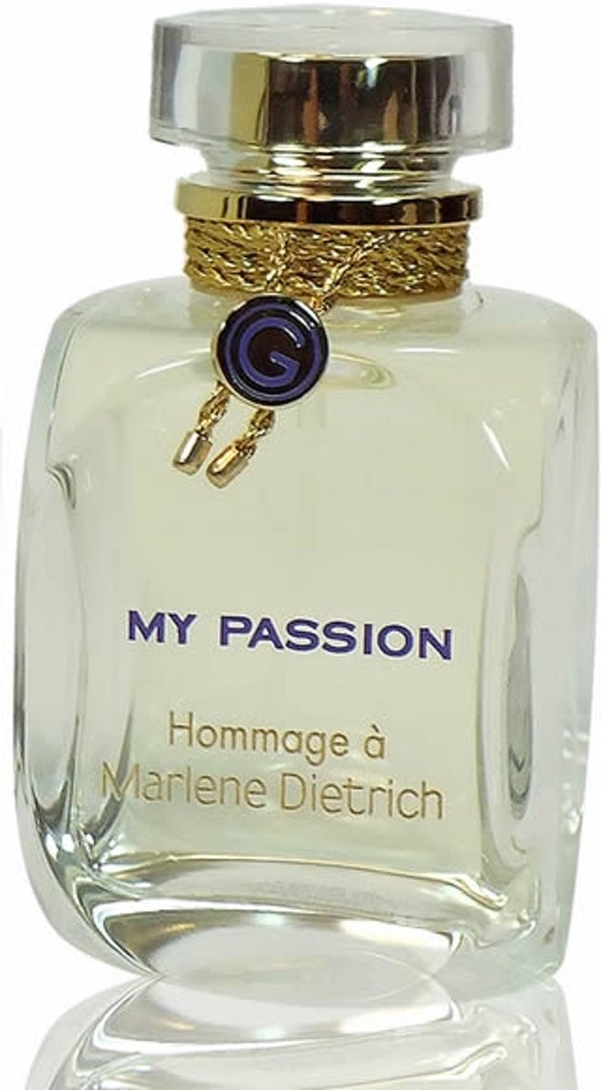 MULTI BUNDEL 3 stuks Gres Marlene Dietrich My Passion Eau De Perfume Spray 60ml