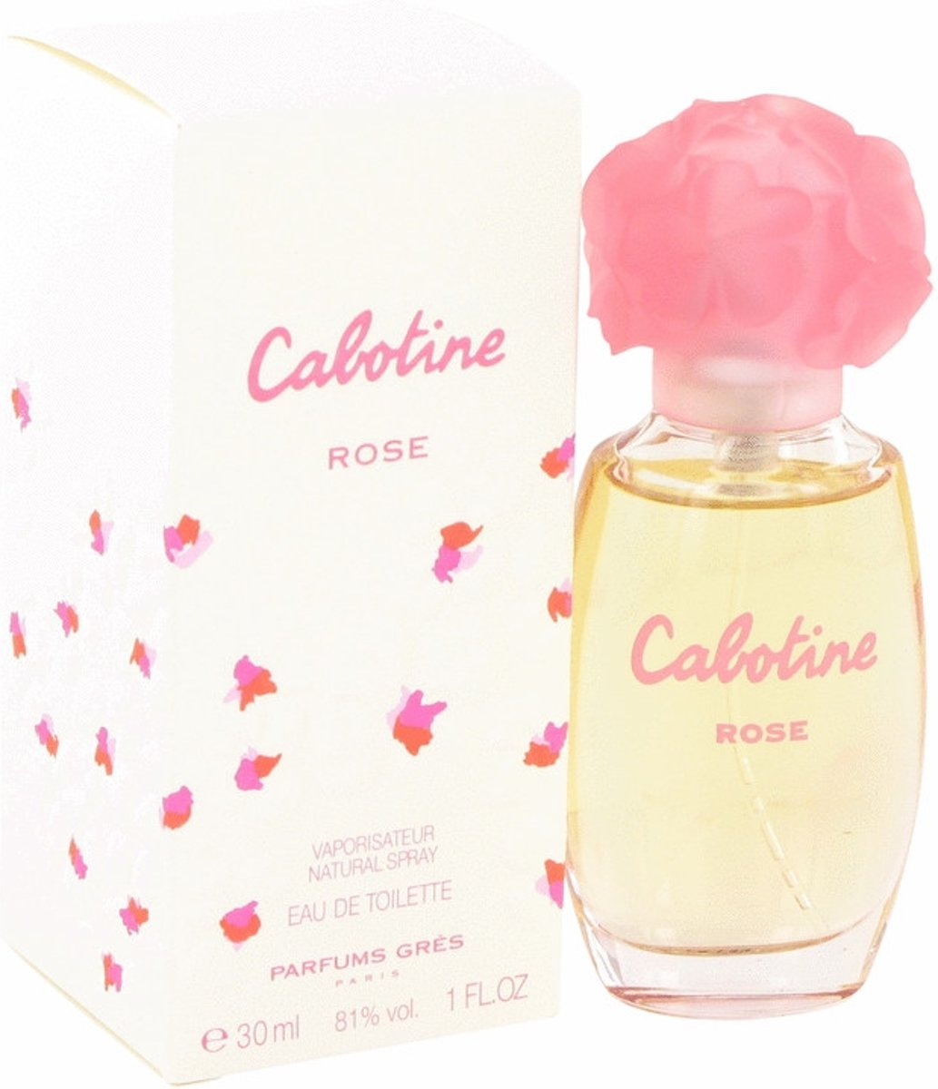 Parfums Gres Cabotine Rose - Eau de toilette spray - 30 ml