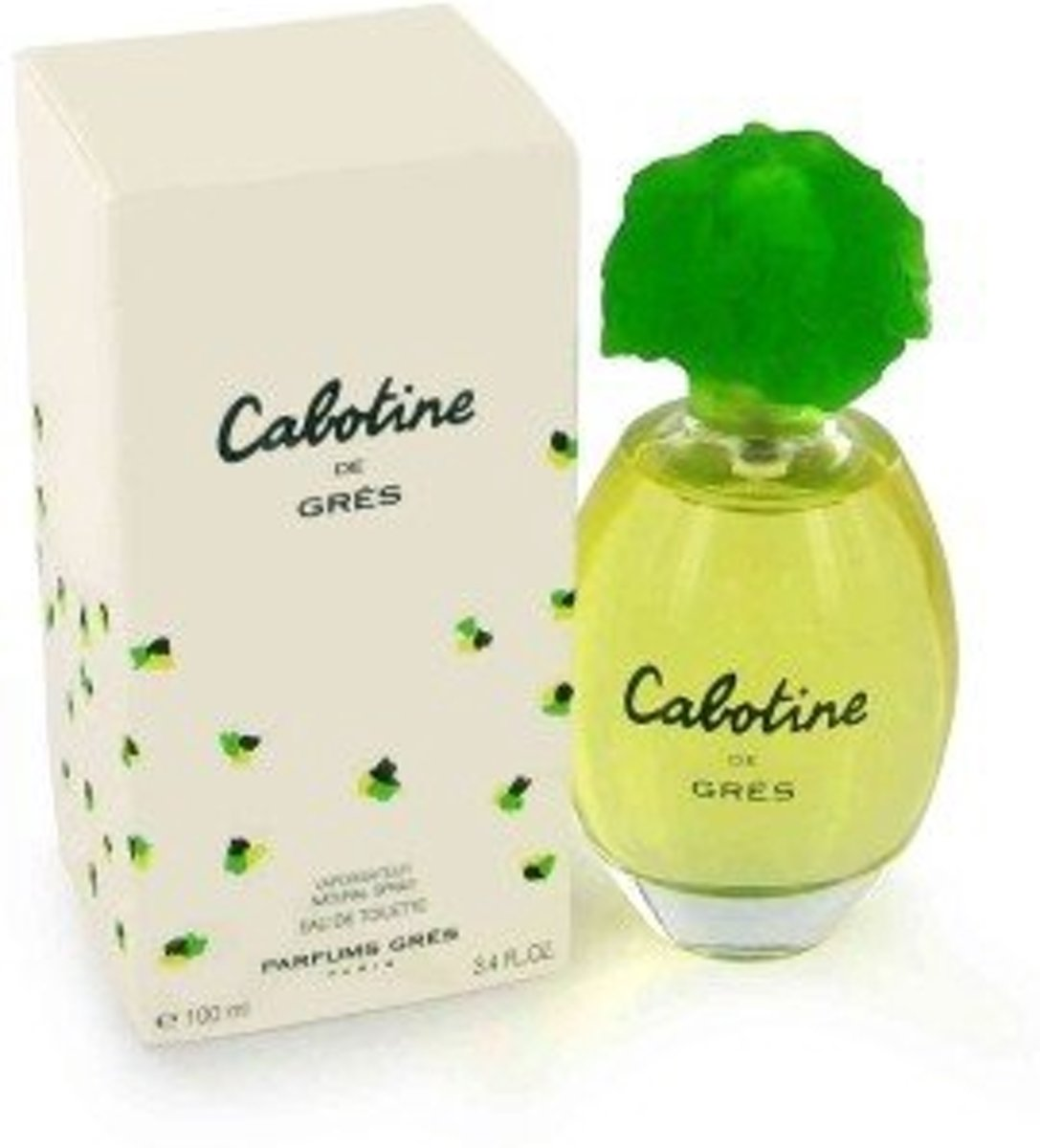 Parfums Gres Gres Cabotine Women - 50 ml - Eau de toilette