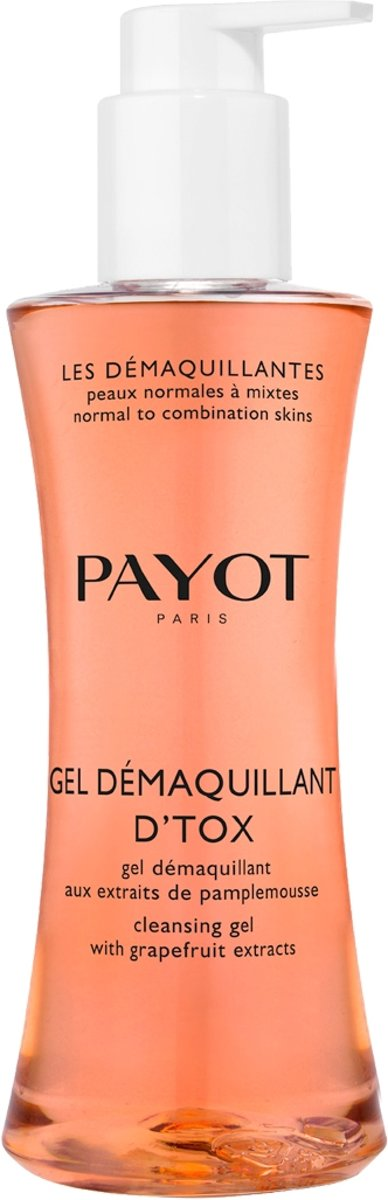 Payot Gel Démaquillant DTox 200 ml