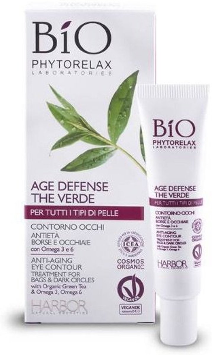 Bio Green Tea Age Defense Eye Contour