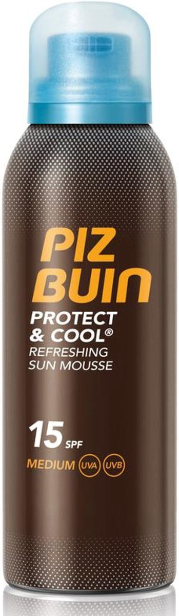 PIZ BUIN PROTECT COOL MOUSSE SPF15 150ML