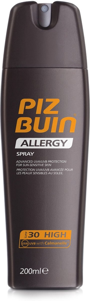 Piz Buin Allergy Zonnebrandspray - SPF 30 - 200 ml