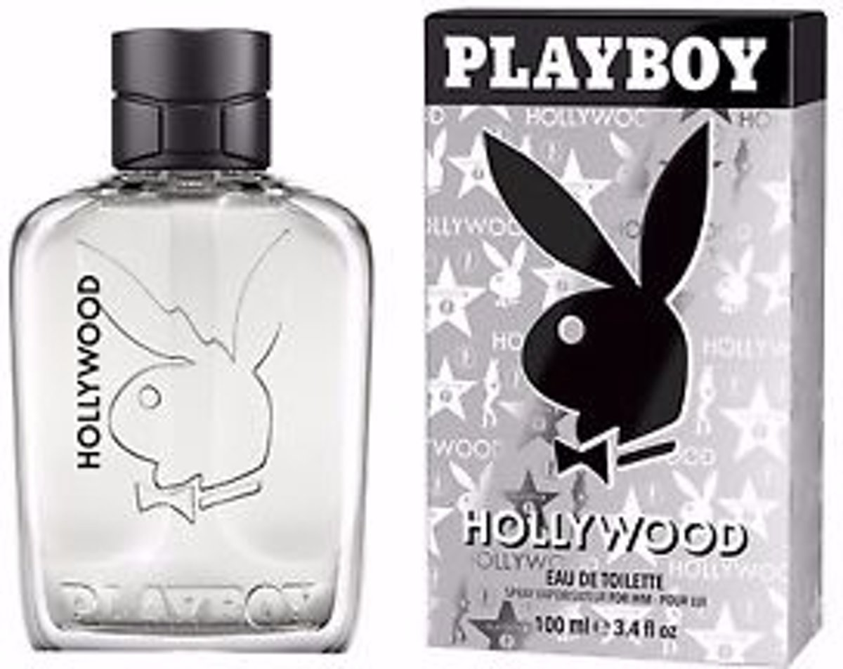 Playboy Hollywood for Him 100 ml - Eau de Toilette