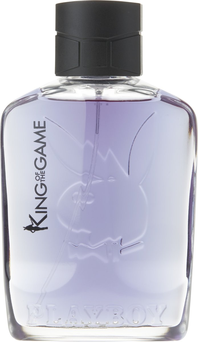 Playboy King Man Parfum - 100 ml - Eau de Toilette