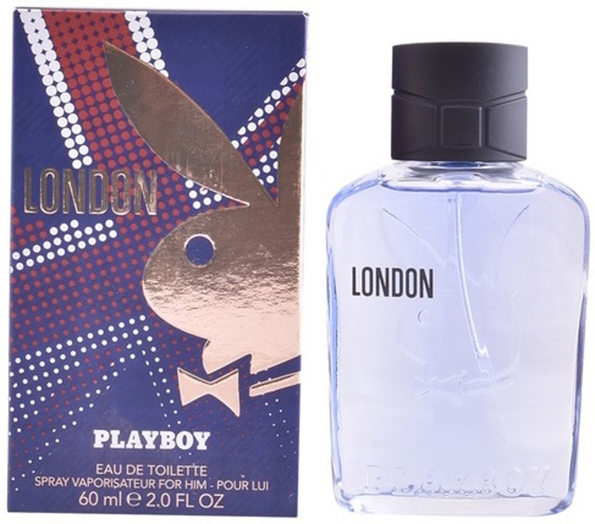 Playboy London Man 60 ml - Eau de Toilette
