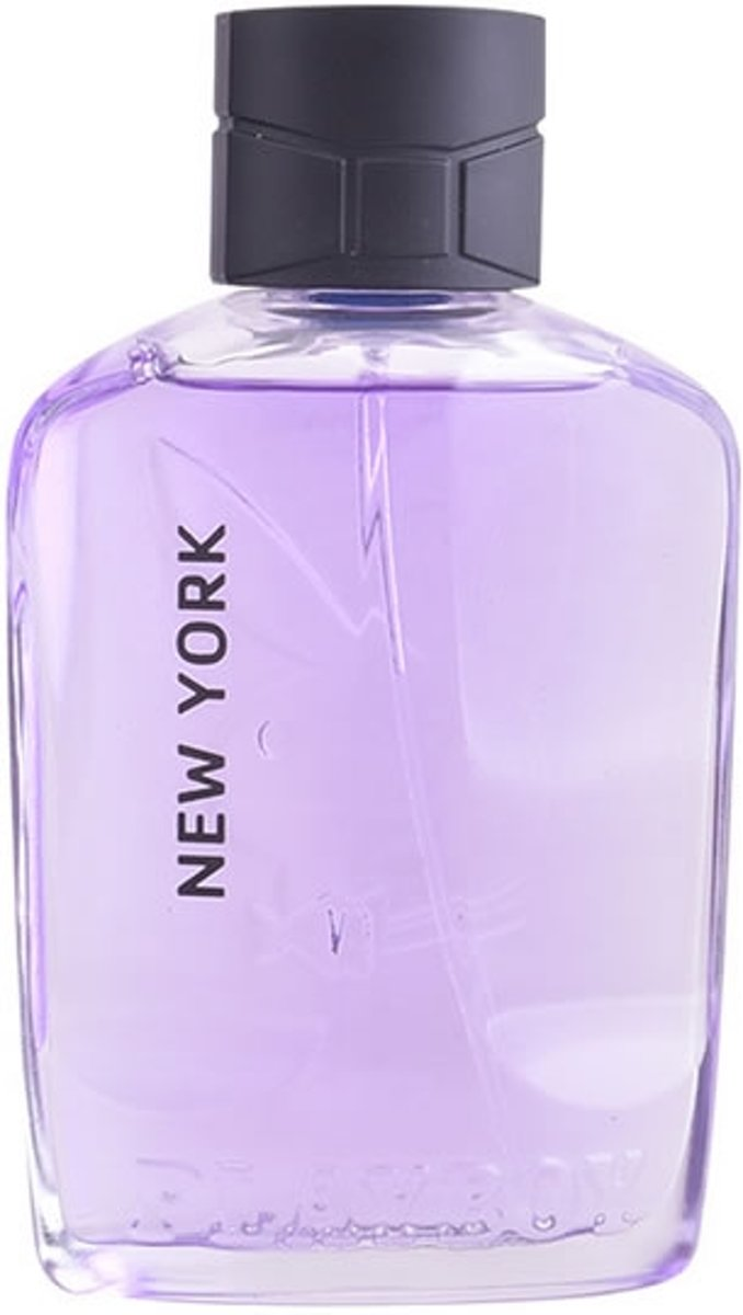 Playboy New York Eau De Toilette Spray 100ml