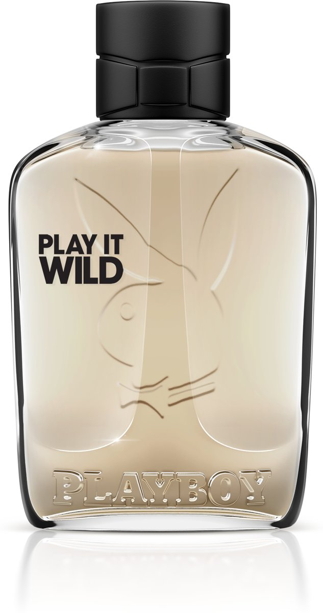 Playboy Play it Wild Man Parfum - 100 ml - Eau de Toilette