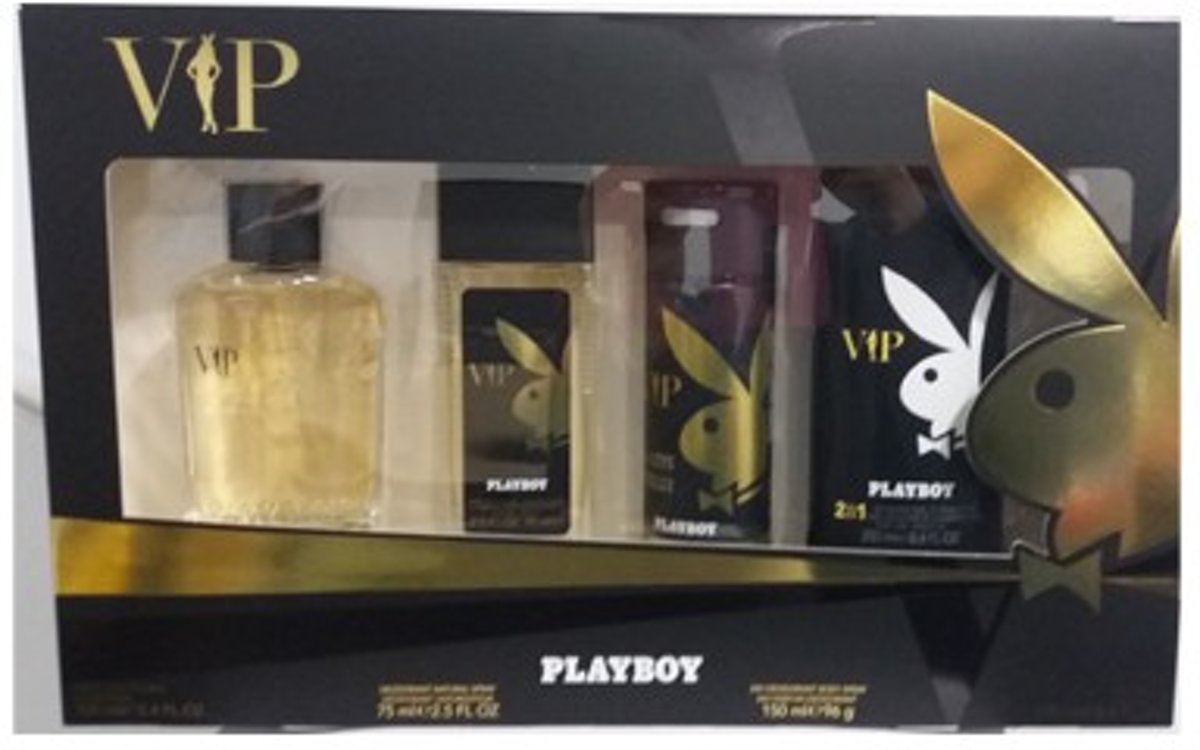 Playboy VIP For Him Giftset 575,00 ml
