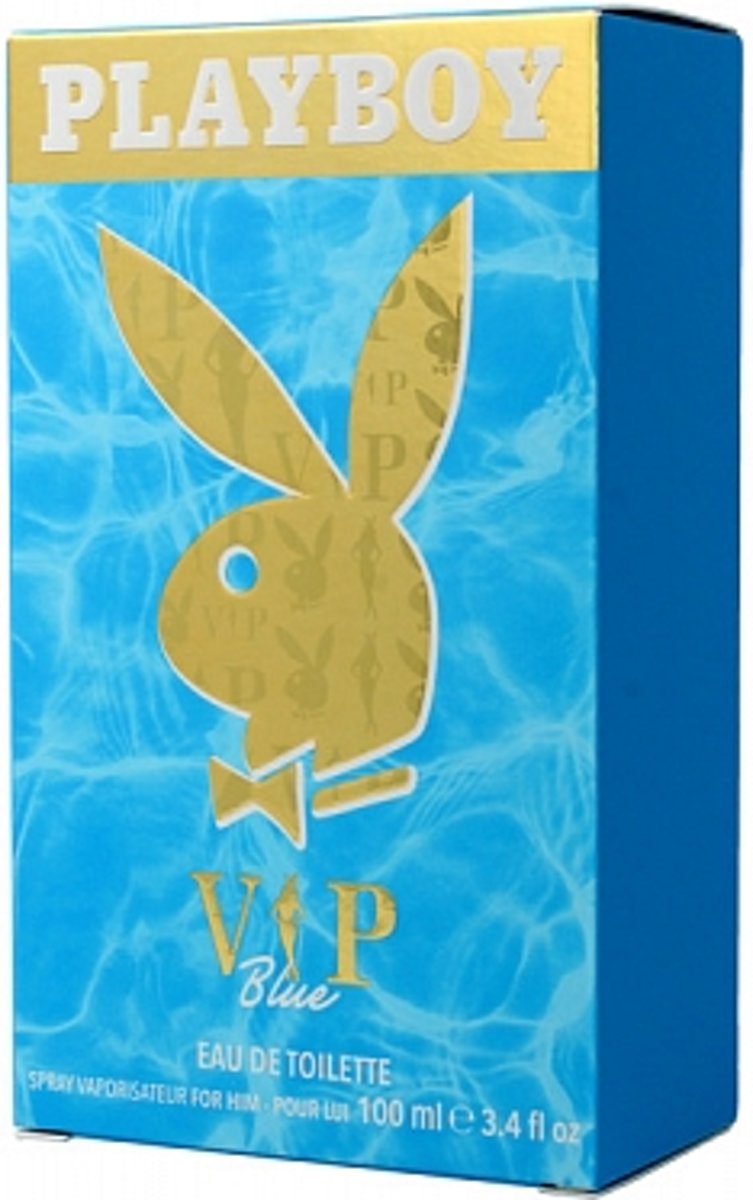 Playboy Vip 100 ml eau de toilette spray