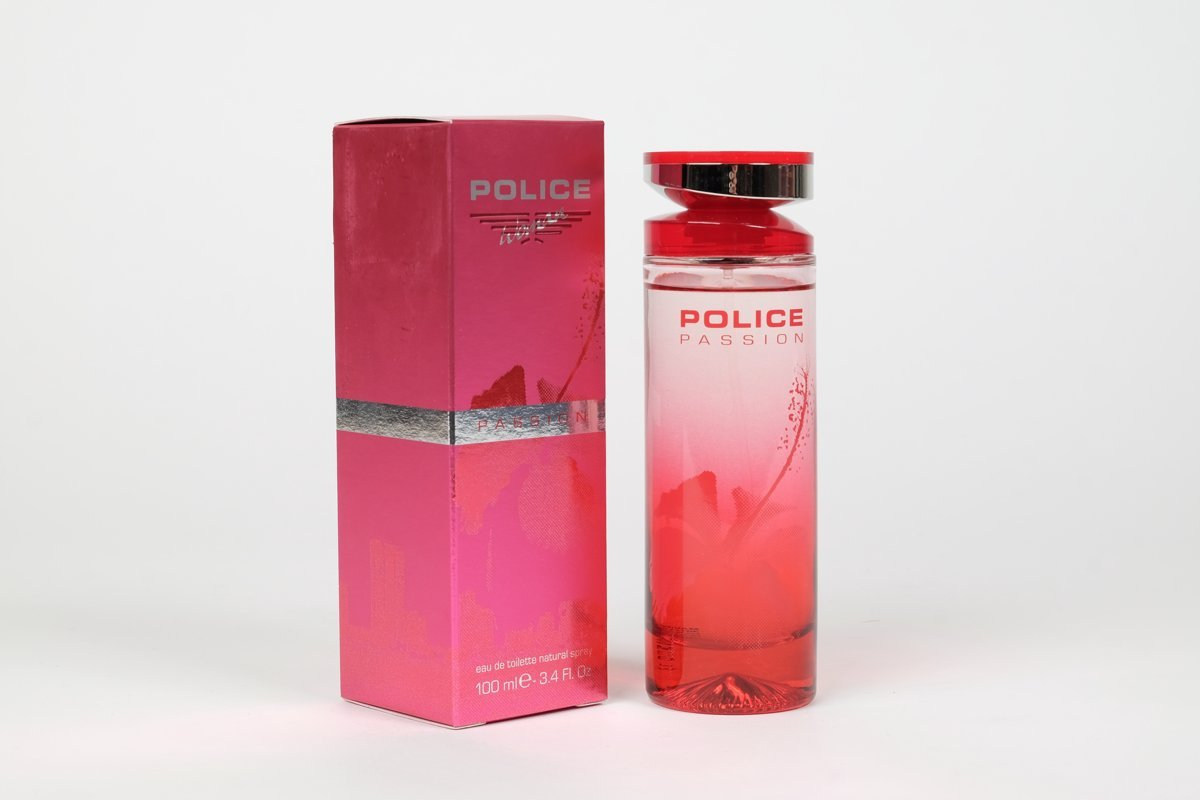 POLICE PASSION(W)EDT 100ML