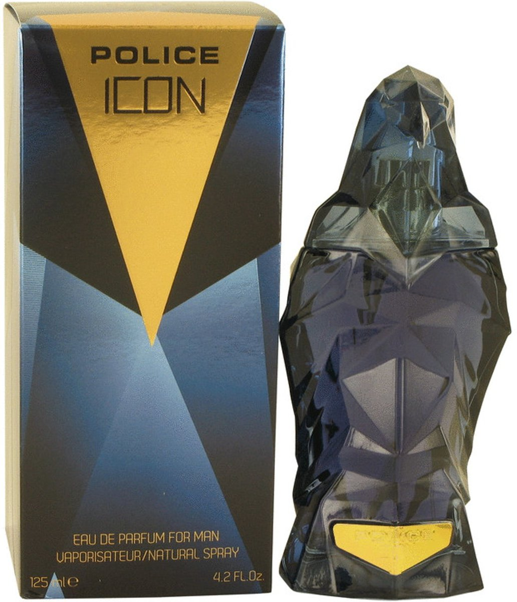 Police Icon For Man Edp Spray 125 ml