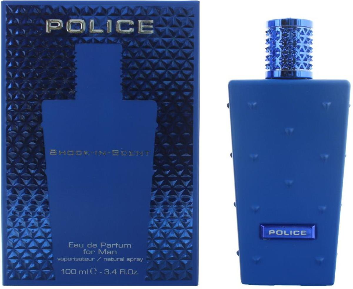 Police Shock In Scent - 100ml - Eau de parfum