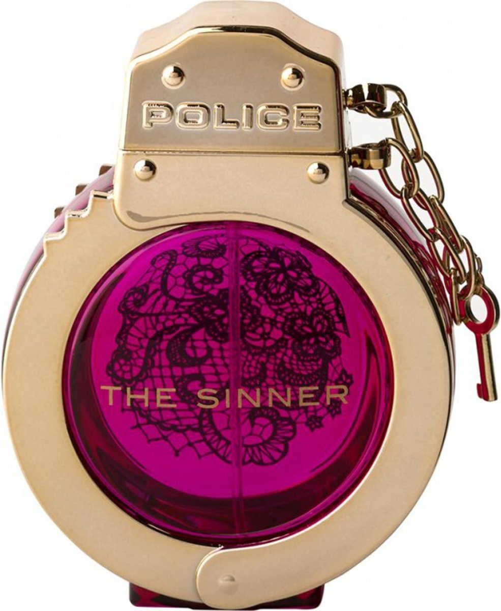Police The Sinner For Woman Edt Spray 100 ml