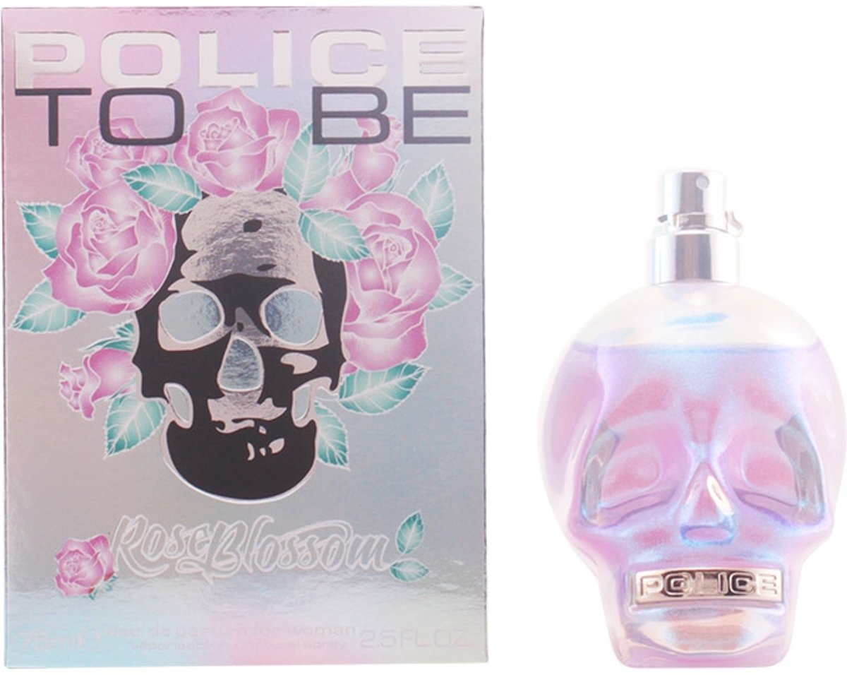 Police To Be Rose Blossom - 75ML - Eau De Parfum