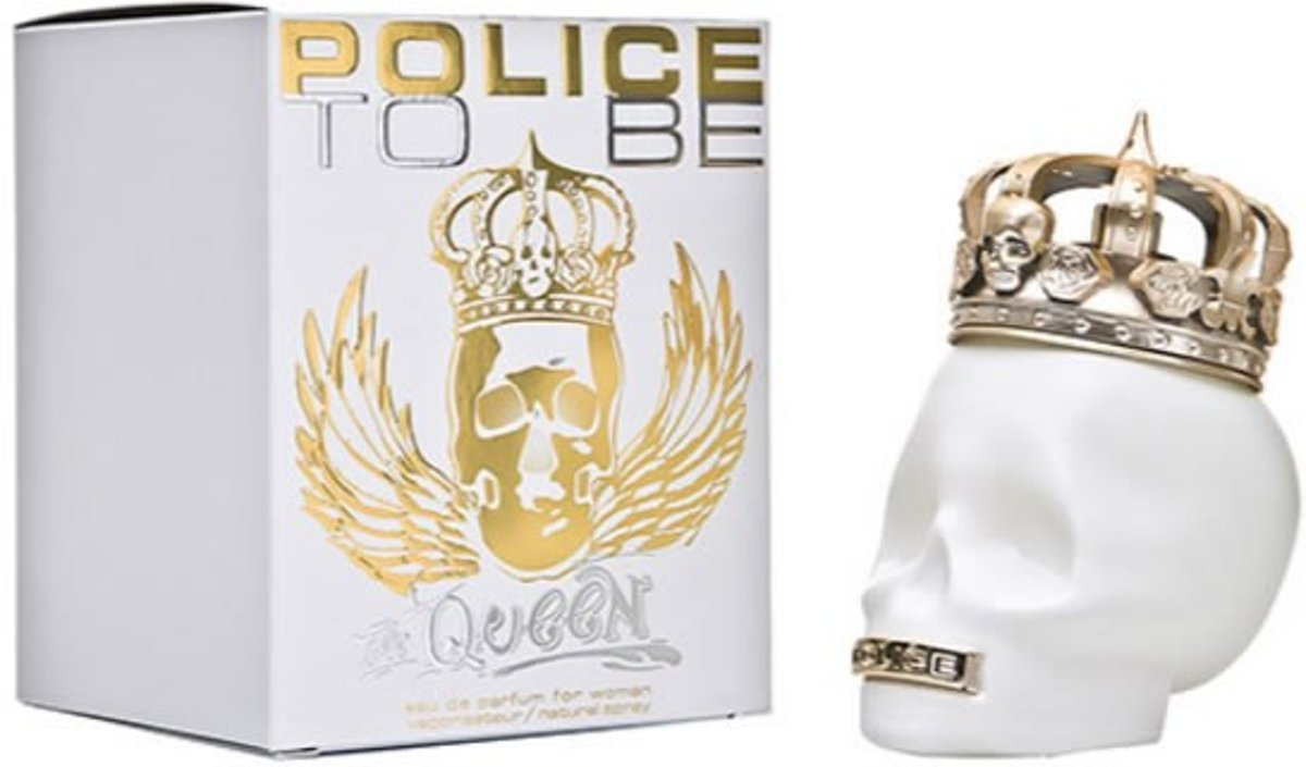 Police to be queen edt 125 ml spray