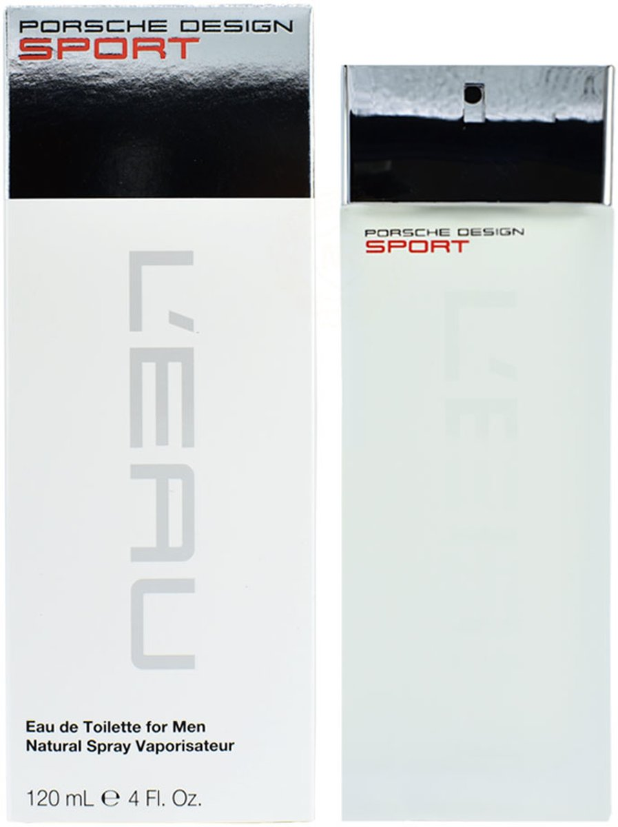 Porsche Design Sport Leau edt 120ml