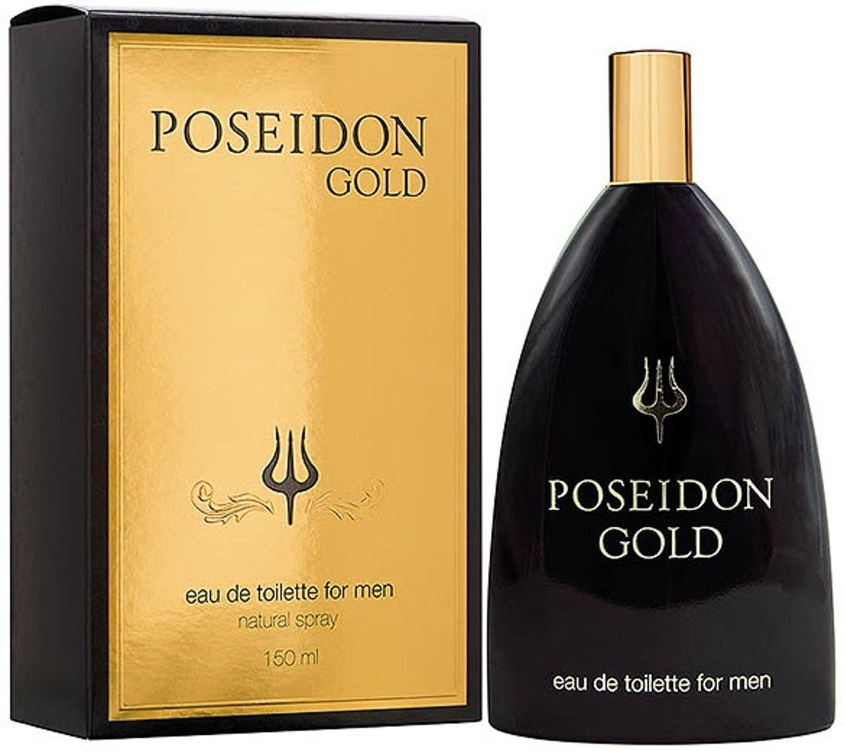 POSEIDON GOLD MEN edt vapo 150 ml