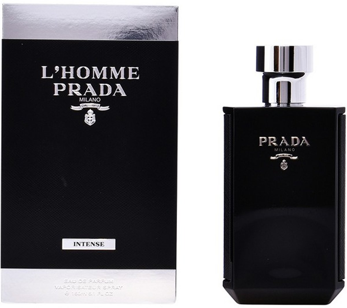 Herenparfum Lhomme Prada Intenso Prada EDP 50 ml