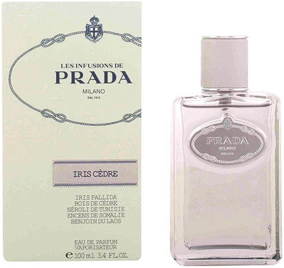 IRIS CEDRE eau de toilette spray 100 ml