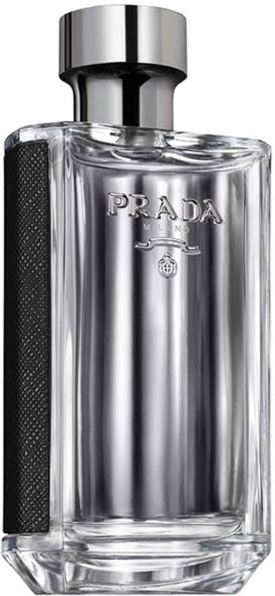 MULTI BUNDEL 2 stuks LHomme De Prada Eau De Toilette Spray 50ml