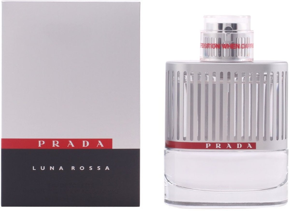 MULTI BUNDEL 2 stuks LUNA ROSSA Eau de Toilette Spray 100 ml
